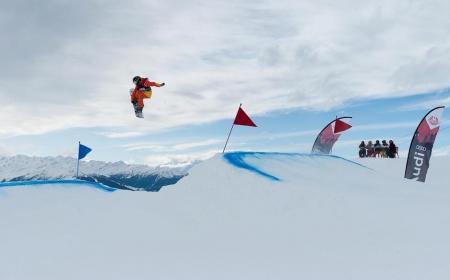 Audi Snowboard Series Crans Montana