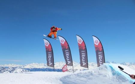 Audi Snowboard Tour 2013
